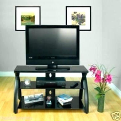 2017 Inch Stands For Flat Screens Stand Black Screen Television Pertaining To Corner Tv Cabinets For Flat Screen (View 1 of 20)