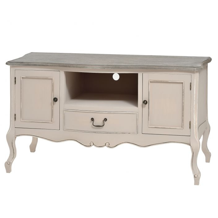 2017 Shabby Chic Tv Cabinets Pertaining To Manor House Shabby Chic Tv Cabinet (Gallery 1 of 20)
