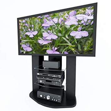 2017 Sonax Tv Stands Regarding Sonax Zurich Vertical 65 Inch Tv Stand With Mount: Amazon.co (View 1 of 20)