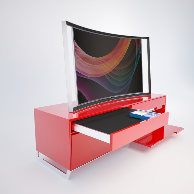 2017 Tv Stands: Electric Fireplace Tv Stand Clearance Ideas Gallery Big Within Red Modern Tv Stands (Gallery 10 of 20)