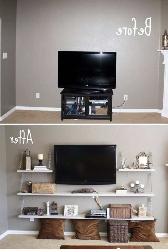2017 Tv Stands For Small Spaces Regarding How To Choose A Tv Stand (View 1 of 20)
