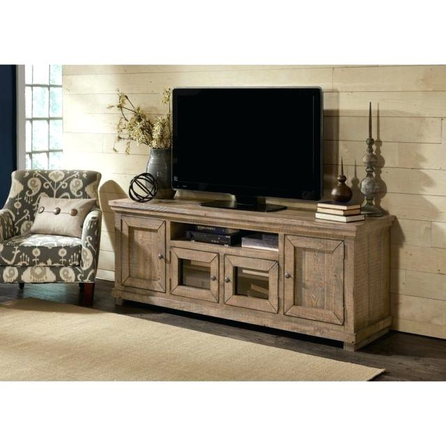 2017 Walton 74 Inch Open Tv Stands Inside 74 Tv Console Harbor View Linen Entertainment Wall With Console (View 1 of 20)