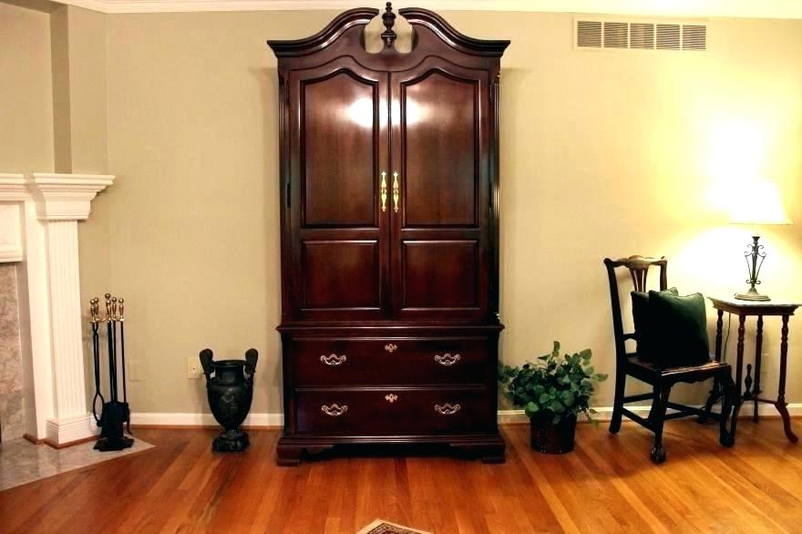 2018 Cherry Tv Armoire Inside Cherry Tv Armoire Cherry Cherry Mahogany Entertainment Mahogany (Gallery 19 of 20)