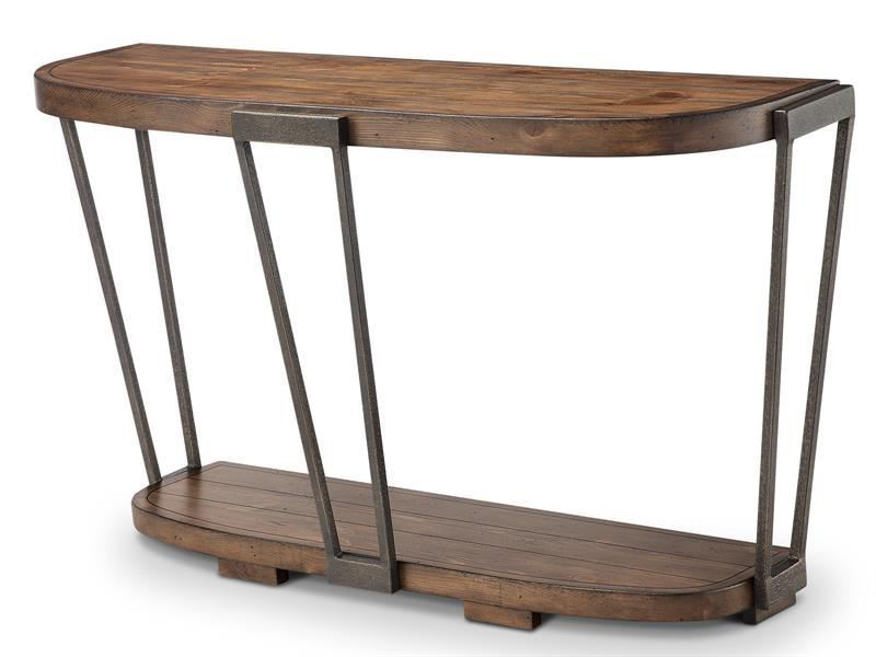 2018 Clairemont Demilune Console Tables Within Demilune Console Table Throughout Yukon The Furniture Mart Plan (View 1 of 20)