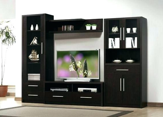 2018 Entertainment Wall Units For Flat Screen Tv Entertainment Wall Unit Within Tv Entertainment Wall Units (View 1 of 20)