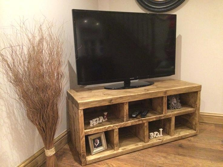2018 Latest Oak Tv Cabinets For Flat Screens With Doors Within Widely Used Oak Tv Cabinets For Flat Screens (Gallery 20 of 20)