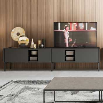2018 Modern Tv Stands And Cabinets Online – Arredaclick Within Forma 65 Inch Tv Stands (View 10 of 20)