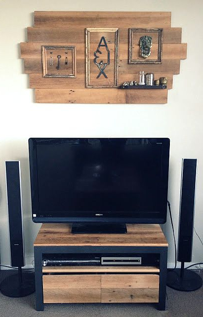 2018 Party Junk 202 – Cool Diy Tv Stands (View 2 of 20)