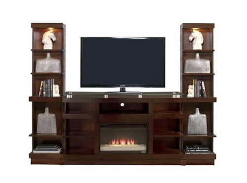 2018 Shop Living Room Entertainment Centers (View 3 of 20)