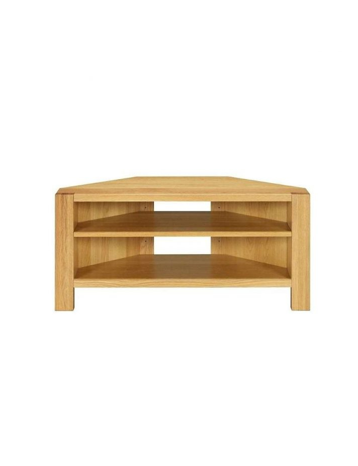 2018 Small Oak Corner Tv Stands Regarding Tv Stand Narrow Ikea Narrower Than Oak Base Design Tall For Bedroom (View 4 of 20)
