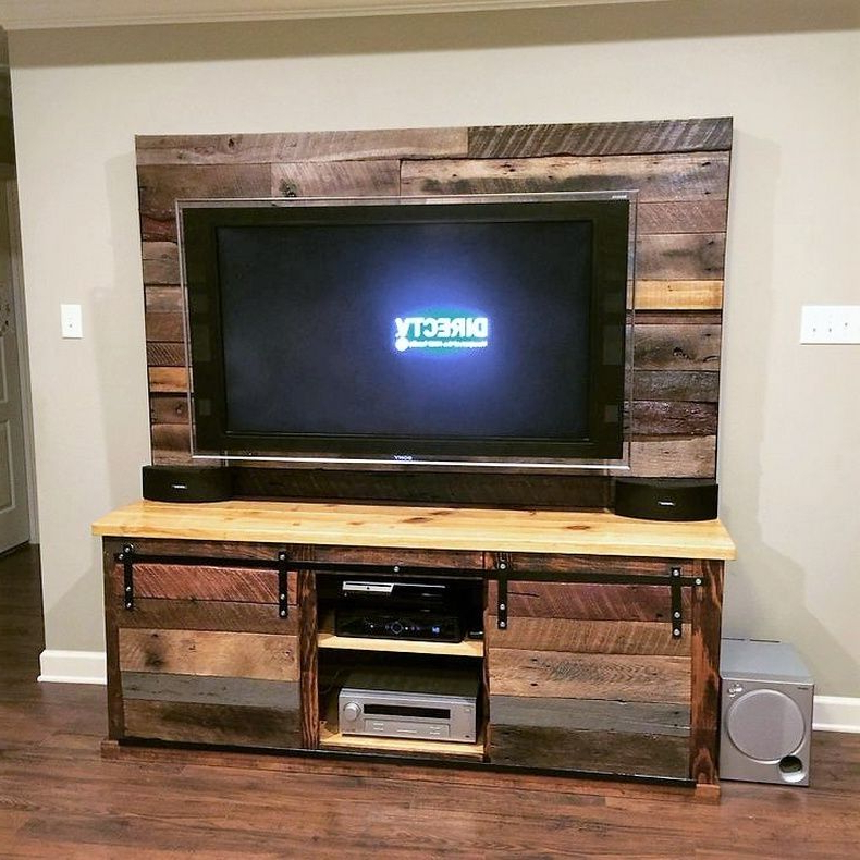 2018 Television Advertising Pros: Huge Audience, Message Can Be Directed Pertaining To Cato 60 Inch Tv Stands (Gallery 14 of 20)
