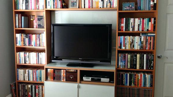 2018 Tv Stands And Bookshelf In Tv Stands Bookshelf Bookcase Stand Combo Modern Bookshelf Stands (View 2 of 20)