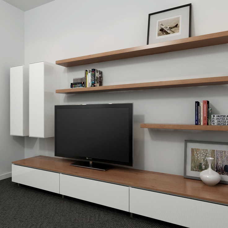 2018 Wall Units: Interesting Floating Entertainment Unit Wall Mounted For Tv Entertainment Units (View 3 of 20)