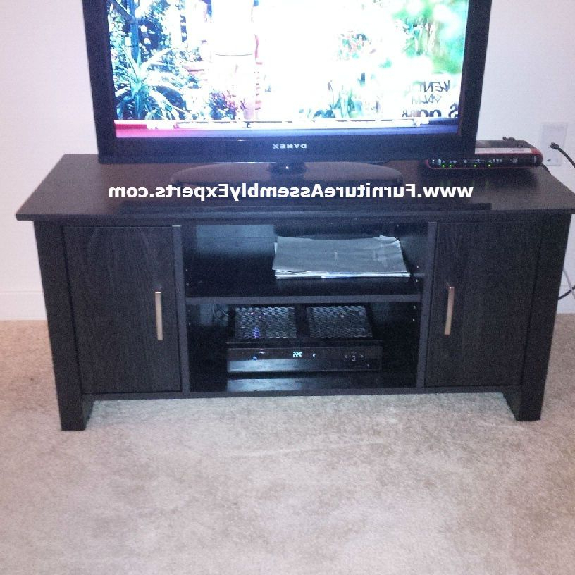 2018 Walmart Mainstay Tv Stand Assembled In Mclean Vafurniture Intended For Sinclair Blue 74 Inch Tv Stands (Gallery 4 of 20)
