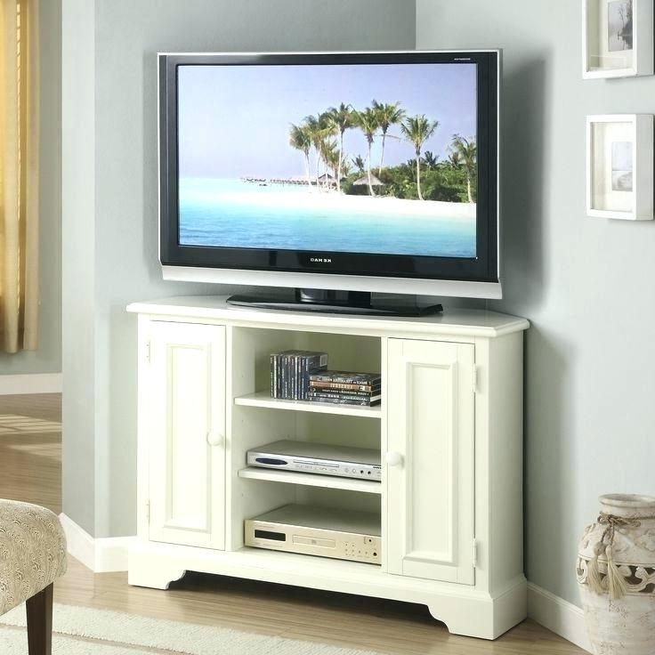 32 Inch Corner Tv Stand Best Inch Corner Stands Stand Ideas Inch With Regard To Preferred Corner Tv Cabinets For Flat Screen (View 2 of 20)