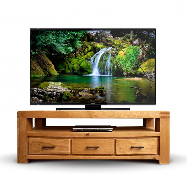[%50% Off Chunky Oak Tv Unit | Oslo Inside Best And Newest Chunky Oak Tv Units|Chunky Oak Tv Units Within Latest 50% Off Chunky Oak Tv Unit | Oslo|Latest Chunky Oak Tv Units With Regard To 50% Off Chunky Oak Tv Unit | Oslo|Favorite 50% Off Chunky Oak Tv Unit | Oslo With Regard To Chunky Oak Tv Units%] (View 1 of 20)