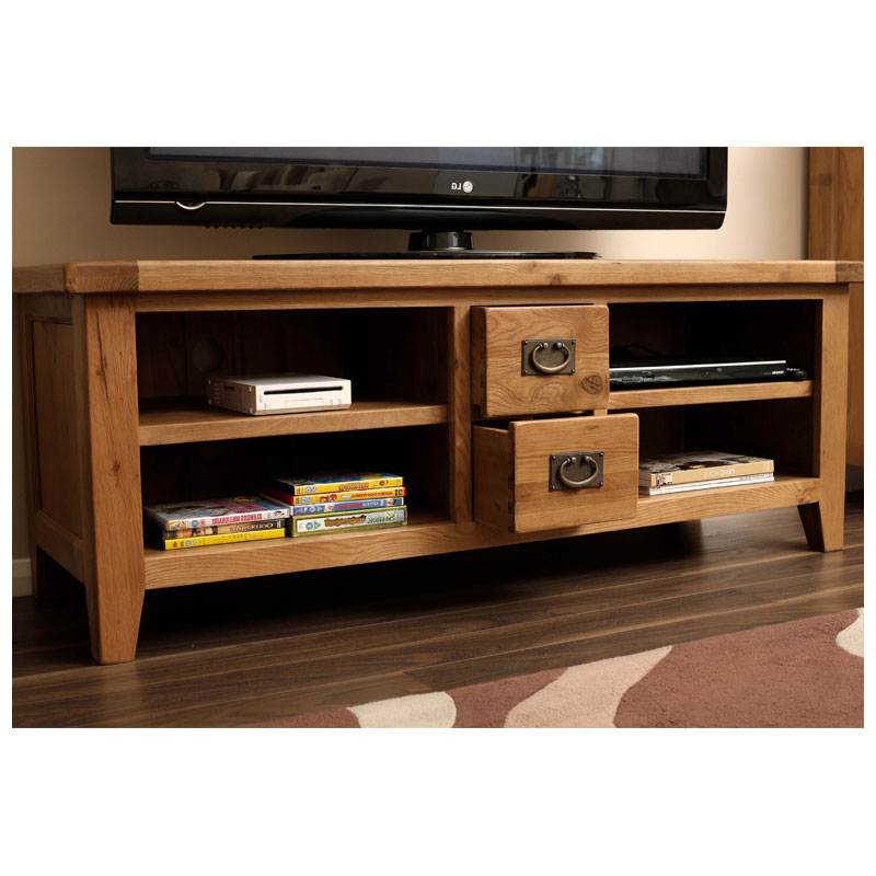 [%50% Off Rustic Oak Wide Tv Cabinet Unit | Vancouver Guarantee With Regard To Latest Wide Tv Cabinets|Wide Tv Cabinets With Regard To Fashionable 50% Off Rustic Oak Wide Tv Cabinet Unit | Vancouver Guarantee|2017 Wide Tv Cabinets In 50% Off Rustic Oak Wide Tv Cabinet Unit | Vancouver Guarantee|Recent 50% Off Rustic Oak Wide Tv Cabinet Unit | Vancouver Guarantee Regarding Wide Tv Cabinets%] (View 1 of 20)