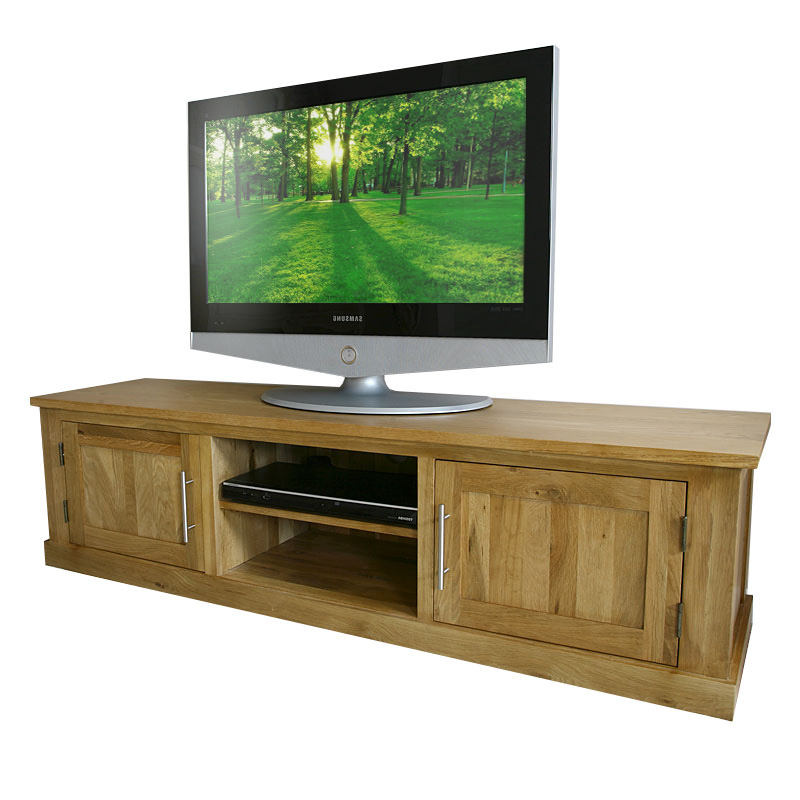 [%50% Off Solid Oak Tv Cabinet Stand With Doors | Wide Unit | Delamere With Regard To Latest Oak Tv Cabinets For Flat Screens With Doors|oak Tv Cabinets For Flat Screens With Doors With Regard To Favorite 50% Off Solid Oak Tv Cabinet Stand With Doors | Wide Unit | Delamere|recent Oak Tv Cabinets For Flat Screens With Doors For 50% Off Solid Oak Tv Cabinet Stand With Doors | Wide Unit | Delamere|popular 50% Off Solid Oak Tv Cabinet Stand With Doors | Wide Unit | Delamere Regarding Oak Tv Cabinets For Flat Screens With Doors%] (View 3 of 20)