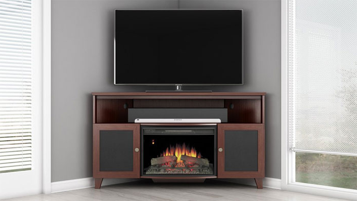 60 Inch Corner Tv Stand With Fireplace? For Most Popular Corner Tv Stands For 60 Inch Tv (View 3 of 20)