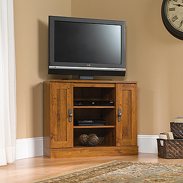 Abbey Oak Corner Tv Stand (404962) (Gallery 20 of 20)