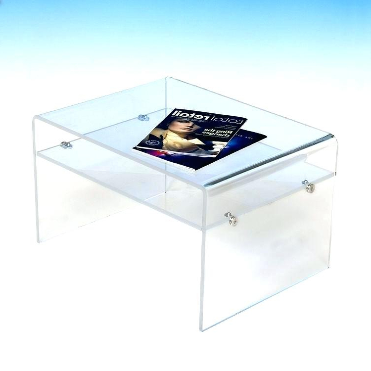 Acrylic Tv Stand Clear Acrylic Stand Remarkable Deluxe Clear Acrylic Pertaining To Favorite Clear Acrylic Tv Stands (Gallery 8 of 20)