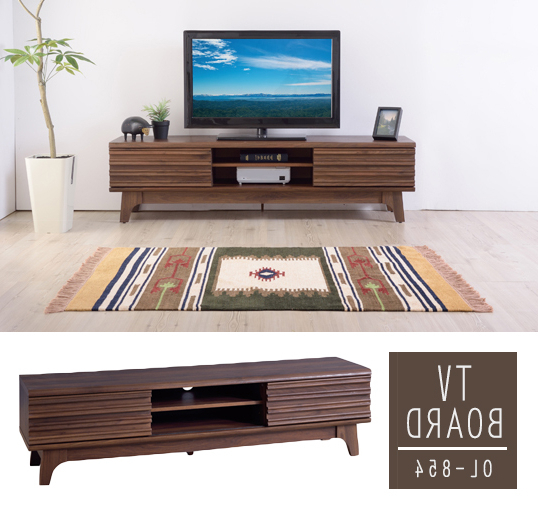 Agogonus: Tv Board 150 Ol 854 Tv Stand Tv Rack Low Board Tv Stand Tv For Well Liked Single Tv Stands (View 2 of 20)