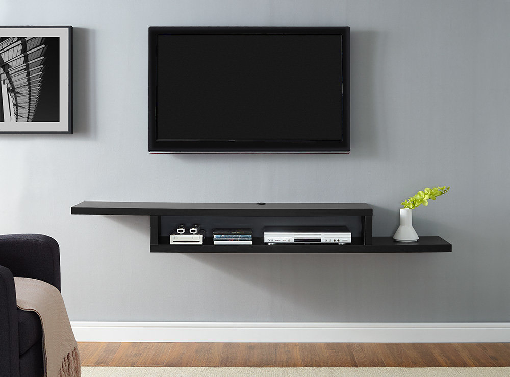 Allmodern In Contemporary Tv Stands For Flat Screens (Gallery 7 of 20)