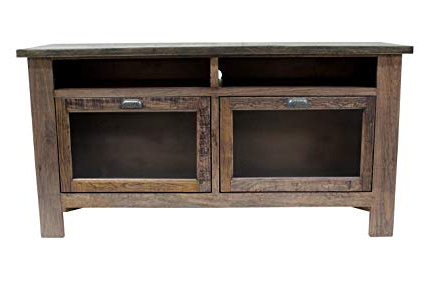 """Amazon: Emerson Solid Wood 60"""" Tv Stand, Sideboard Console In Popular Emerson Tv Stands (Gallery 8 of 20)"""