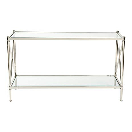 Amazon: Ethan Allen Jocelyn Console Table, Cufflink: Home & Kitchen Within 2017 Ethan Console Tables (Gallery 18 of 20)