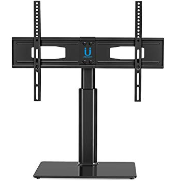 Amazon: Fitueyes Universal Tv Stand/base Tabletop Tv Stand With Intended For Most Recently Released Universal Flat Screen Tv Stands (View 2 of 20)
