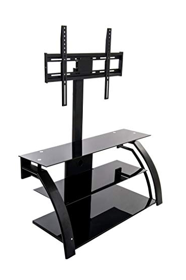 Amazon: Home Source Industries Tv11266 Modern Tv Stand With With Regard To Famous Modern Tv Stands With Mount (Gallery 12 of 20)