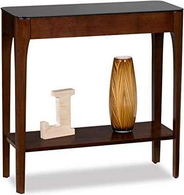Amazon: Winsome Richmond Console Hall Table With Tapered Leg Regarding Well Known Layered Wood Small Square Console Tables (View 5 of 20)