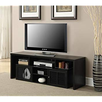Amazon: Wood Tv Stand Storage Console, Tv Component Bench, Econ Within Favorite Casey Umber 54 Inch Tv Stands (View 2 of 20)