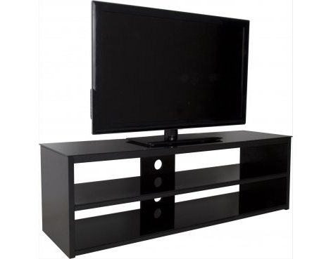 "Avf Muritz 1400 High Gloss Tv Stand For Tvs Up To 70"" – Black Inside Best And Newest Black Gloss Tv Stands (View 2 of 20)"