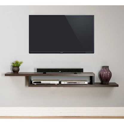 Beauty Was Inside 2018 Shelves For Tvs On The Wall (View 3 of 20)