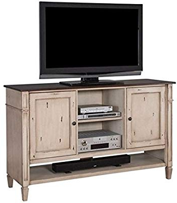 Best And Newest Amazon: Belmont Home 60 Inch Natural Finish Media Stand: Kitchen Within Cato 60 Inch Tv Stands (View 5 of 20)