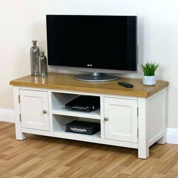 Best And Newest Colored Tv Stands Cream Color Stand Cream Coloured Tv Stands Inside Cream Color Tv Stands (View 1 of 20)