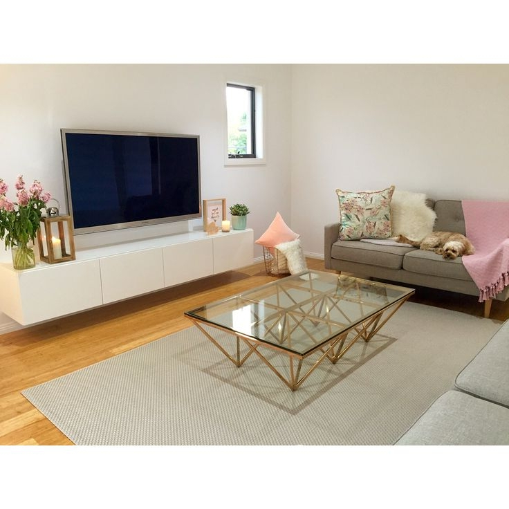 Best And Newest Cream Color Tv Stands Pertaining To Cream Color Tv Stands (View 14 of 20)