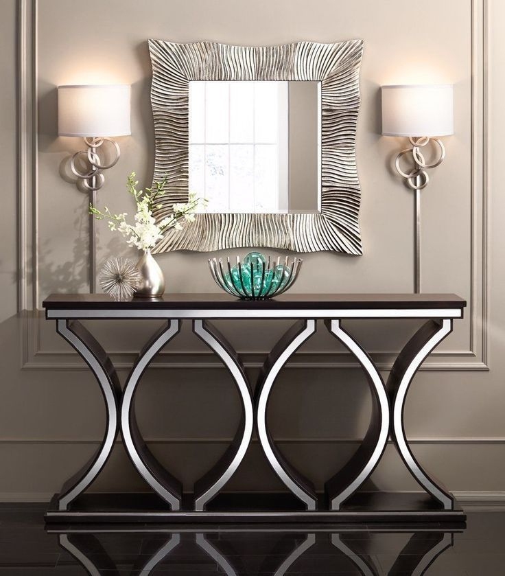 Best And Newest Elke Marble Console Tables With Polished Aluminum Base With Regard To 27 Gorgeous Entryway – Entry Table Ideas Designed With Every Style (View 16 of 20)