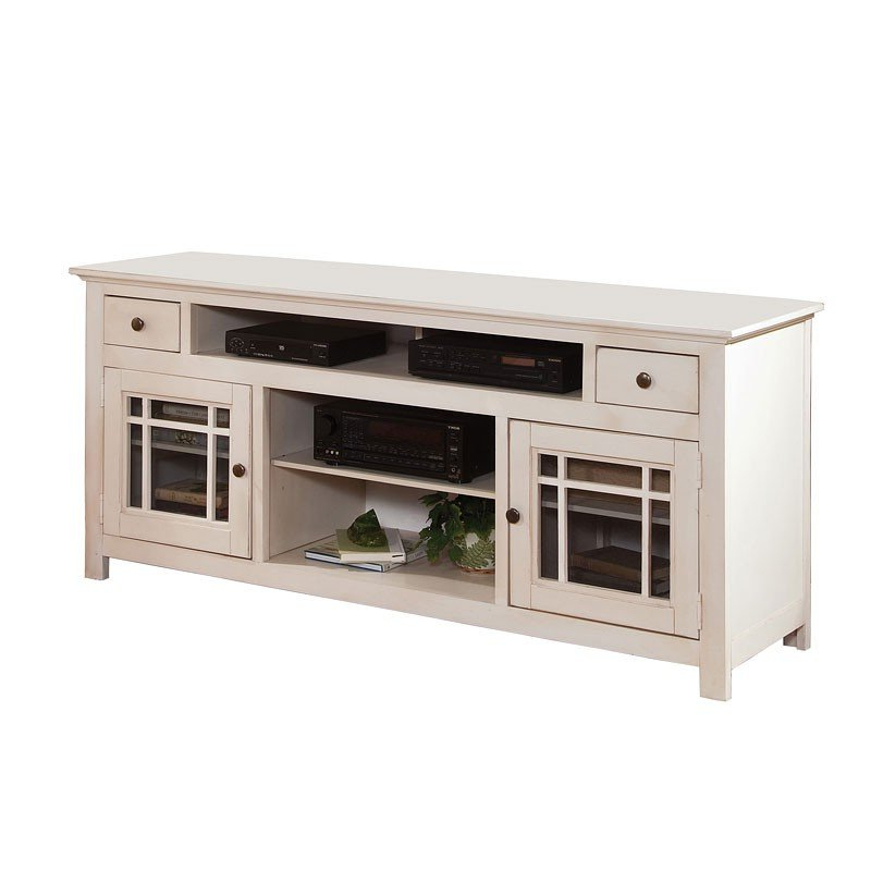 Best And Newest Emerson Hills 74 Inch Tv Console White Tv Stands And Tv Consoles Regarding Sinclair Grey 74 Inch Tv Stands (Gallery 16 of 20)