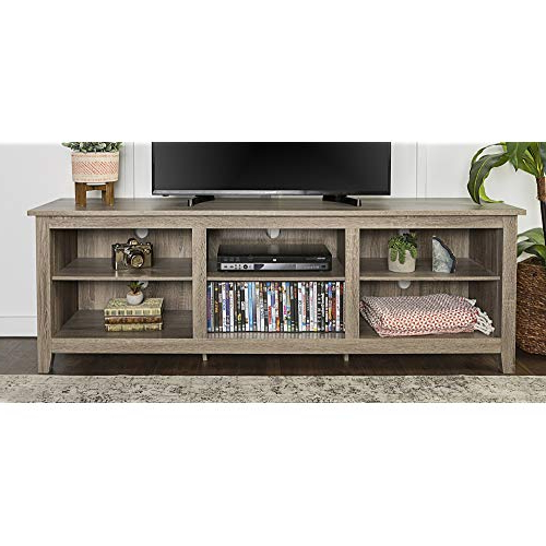 Best And Newest Media Console: Amazon Within Mikelson Media Console Tables (View 2 of 20)
