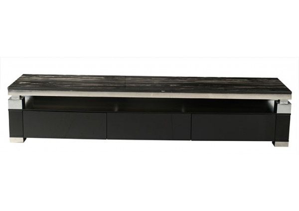 Best And Newest Norbiton Marble Lowline Tv Unit – Norbiton Marble Lowline Tv Unit For Cheap Lowline Tv Units (Gallery 10 of 20)