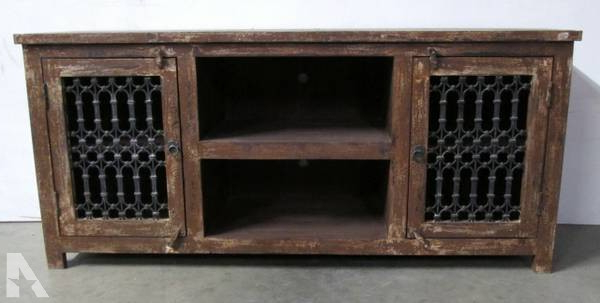 Best And Newest Rustic Tv Stands For Sale Inside Recycled Wood, Rustic Tv Stand From India – On Sale!! For Sale In (Gallery 14 of 20)