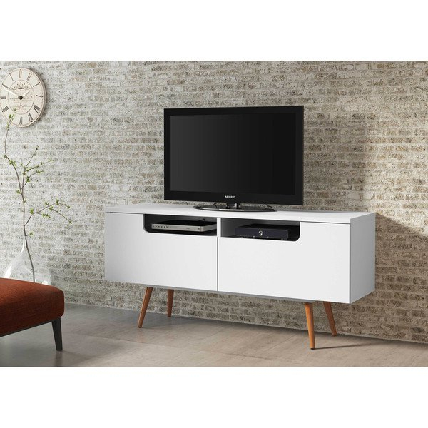 Featured Photo of White Wood Tv Stands