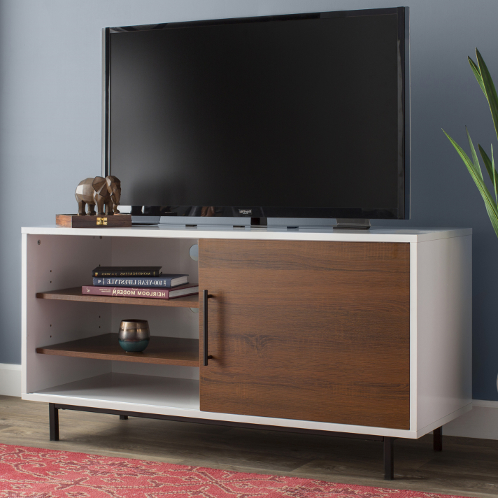 Best And Newest Tv Stands And Consoles To Fit Your Home Decor Living Spaces Walton In Walton 74 Inch Open Tv Stands (View 5 of 20)