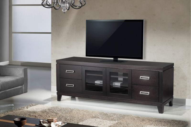 "Best And Newest Tv Stands For 70 Flat Screen In 70"" Transitional Tv Stand, Media Console For Flat Screen And Audio (Gallery 19 of 20)"