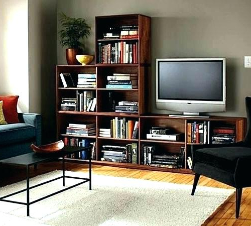 Best And Newest Tv Stands With Bookcases With Bookcase Stand Bookcases With Well Known Adorable Amusing Matching (View 3 of 20)