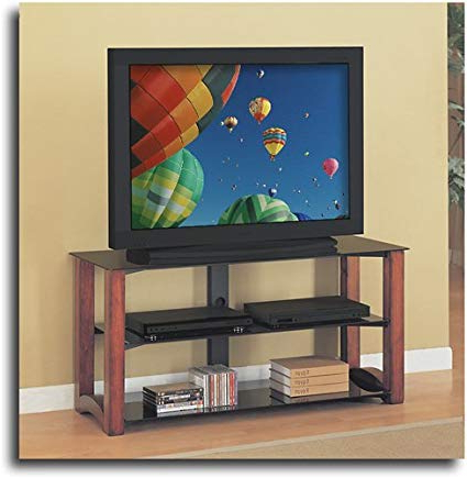 "Best And Newest Whalen Furniture Tv Stand For Flat Panel Tvs Up To 50"""" Or Tube T Inside Tv Stands For Tube Tvs (View 3 of 20)"