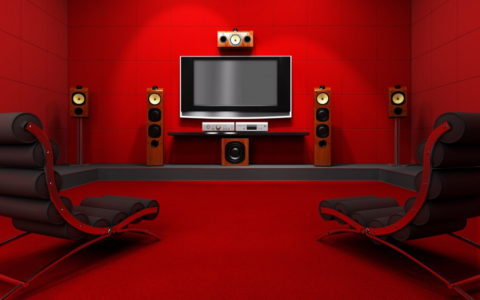 Black And Red Tv Stands For Most Current Living Room : Amazing Red Leather Living Room Furniture Set With (View 2 of 20)