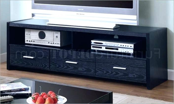 Black Tv Stands With Drawers For Fashionable Tv Stands With Drawers And Shelves International Furniture Direct (View 4 of 20)